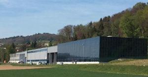 Standort: Dottikon Nutzung: Produktion und Büro Nutzfläche: 5'670 m2