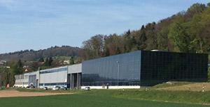 Emplacement: Dottikon Affectation: Bureaux et production Surface utile: 5'670 m2