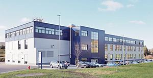Standort: Bronschhofen/Wil Nutzung: Büro und Produktion Nutzfläche: 9'100 m2