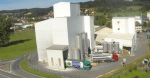 Standort: Lucens Nutzung: Produktion, Logistik und Büro Nutzfläche:  6'087 m2
