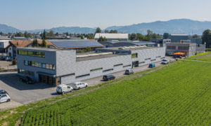 Emplacement: Au Affectation: Production et bureaux Surface utile: 1'287 m2