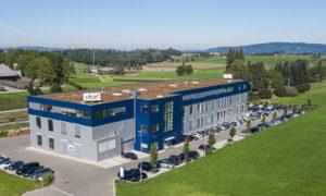 Emplacement: Bronschhofen/Wil Affectation: Production et bureaux Surface utile: 9'100 m2