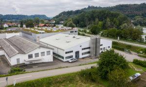 Emplacemen: Koblenz Affectation: Production et bureaux Surface utile: 7'189 m2